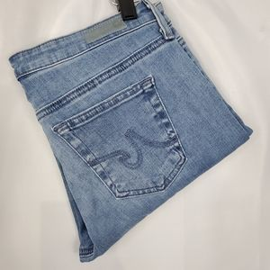 AG Adriano Goldschmied Jeans Stilt Roll up Jeans